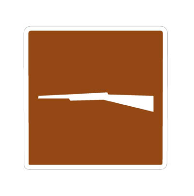 Brown series Recreational and Cultural sign: Firea....