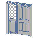 Archicad 11 Library object parts, doors, Interior ...