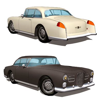 Facel Vega was a French builder of luxury cars. Th....
