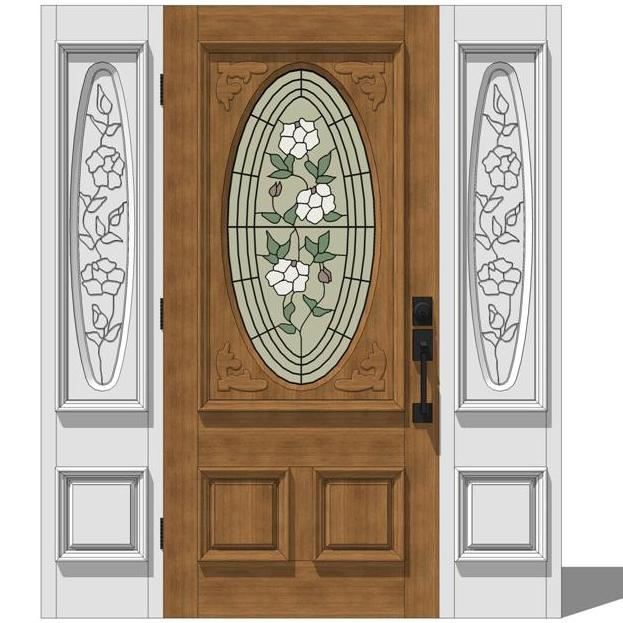Jeld Wen Exterior Door Set 2..