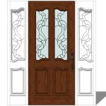 View Larger Image of Jeld Wen Exterior Door Set 2
