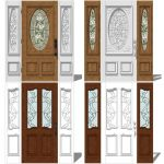Jeld Wen Exterior Door Set 2.