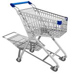 View Larger Image of LowPoly Shopping Carts