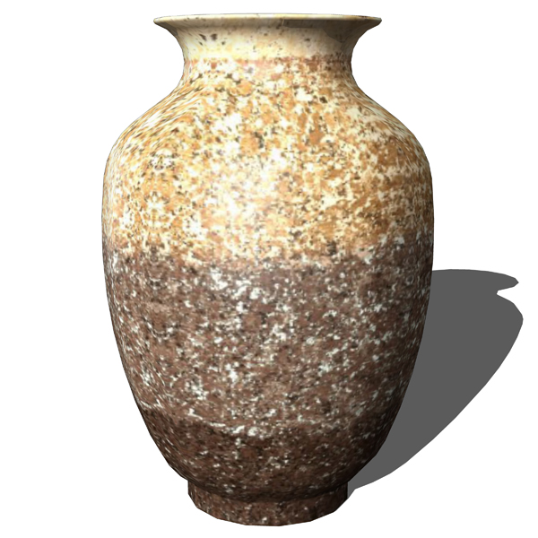 Madreperla vase collection part 1. Photorealistic ....