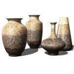 Madreperla vase collection part 1. Photorealistic ...
