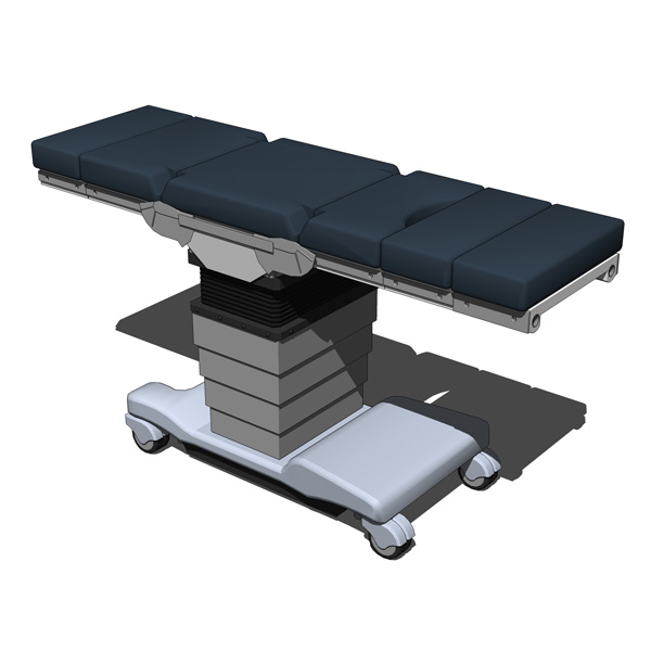 The Vertier is a surgical table made by Striker..