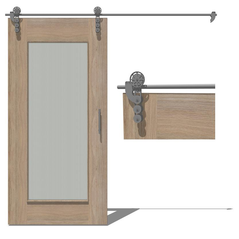 Bartel Door Set 2.
