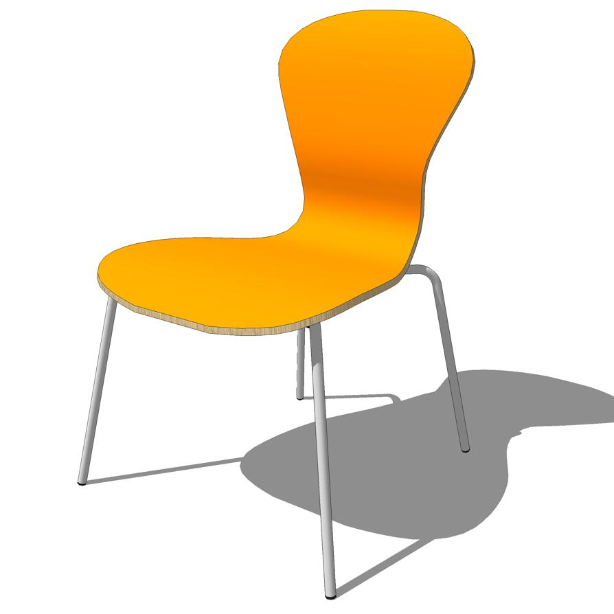 Knoll Sprite Chairs offered in 4 variations..