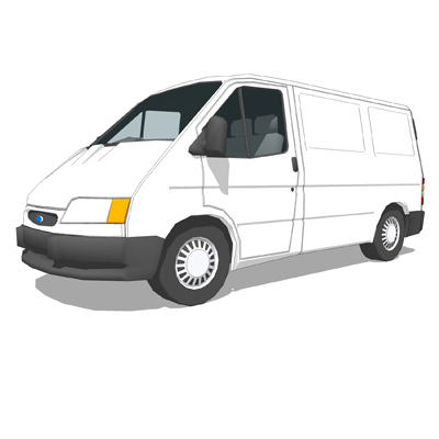 Ford Transit van
