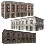 Real Content Buildings (fully textured)