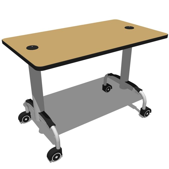 Bretrford Here Rectangle Tables..