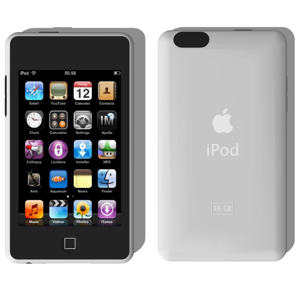 all apple ipods models - photo #32