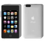 Apple iPod Touch. 16GB Model Shown.