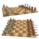 Wobble chess is a unique and fun version of the cl...