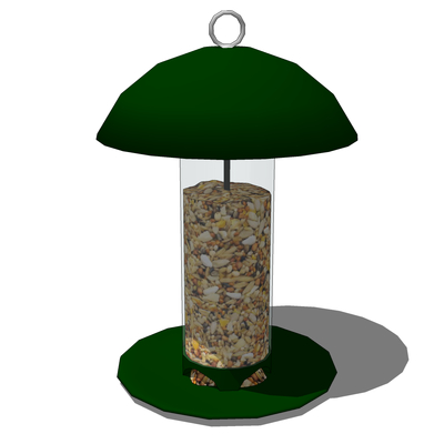 A selection of bird feeders for the garden, deck, ....