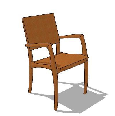 Dining chair.