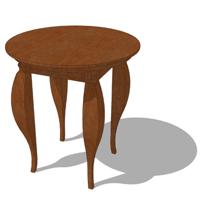 The Royalton collection of tables distributed by D....