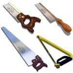 Collection of saw