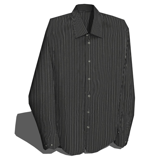 Mens formal shirts set B.