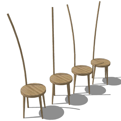 H. Demir Obuz's stool design Twig, received a 2009....