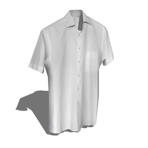 Men's short sleeve shirts..