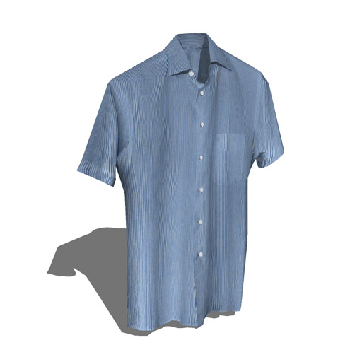 Men short sleeve shirts in various designs..