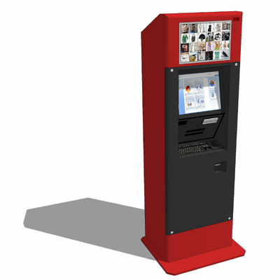 Elementseries by KIOSK information systems..