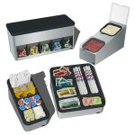 Server´s Condiment Counter Top Organizers. A...