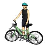 View Larger Image of Womens Cycling Set B