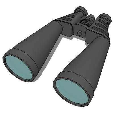 Collection of binoculars.