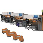 View Larger Image of Office Sets 01