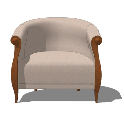 The Royalton chair, settee and sofa, designed by A....