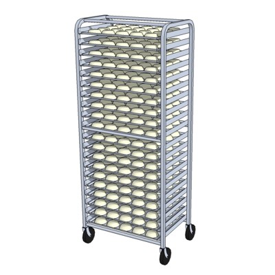 Heavy Duty commercial kitchen Pan Racks. Holds 20 ....