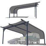 View Larger Image of Double Carports