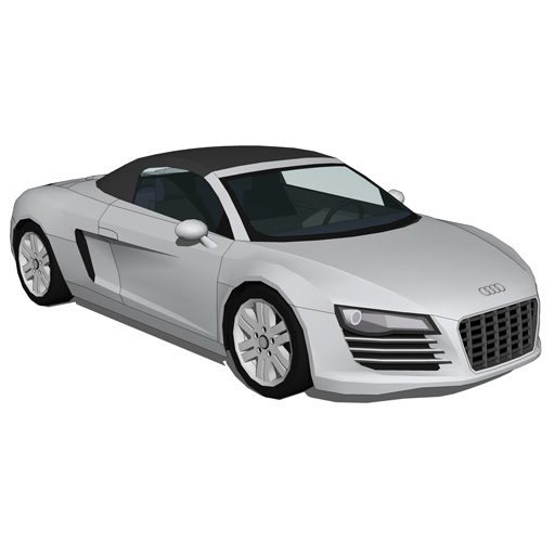 Audi R8 Spyder (convertible 