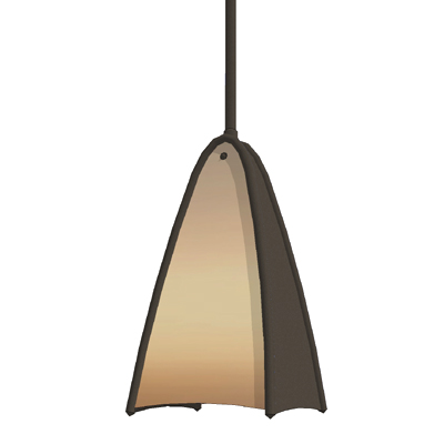 Part of the pendant lighting family of Hubbarton F....