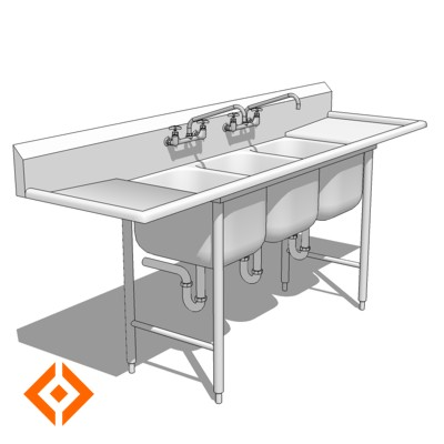 Dynamic Component generates up to four sinks with ....