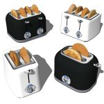Hamilton Beach Bagel Toasters in 2-Slice and 4-Sli...