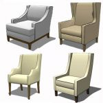Karvet armchair collection