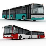 Mercedes Benz Citaro G (straight 