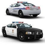 Dodge Charger Police.