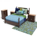 Traditional Bedroom Set 02. This First part includ...