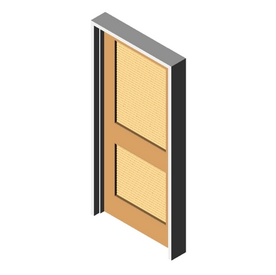 Reed SmartBIM Object Door K7300 Square Karona subc....