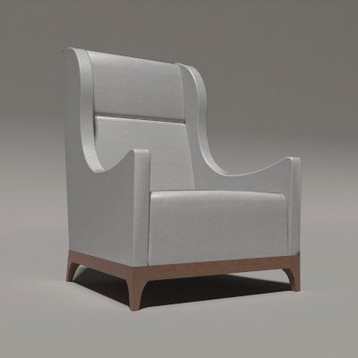 The Charles Modern Chair distributed by Contempora....
