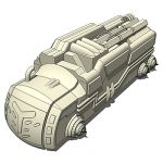 Mobile Construction Vehicle for use in RTS games. ...