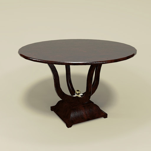 Christopher Guy Dining Table.