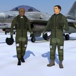 Jet Fighter Pilots 20