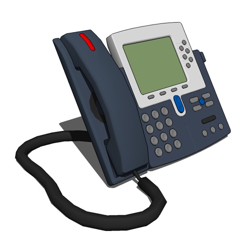 Generic IP Phone (based on a 