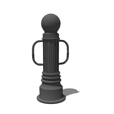 Bollards by Reliance Foundry. These are optimised ....