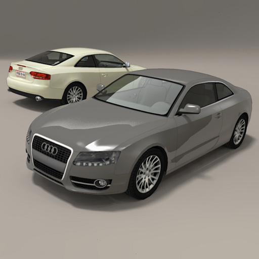 Audi A5 Coupe.